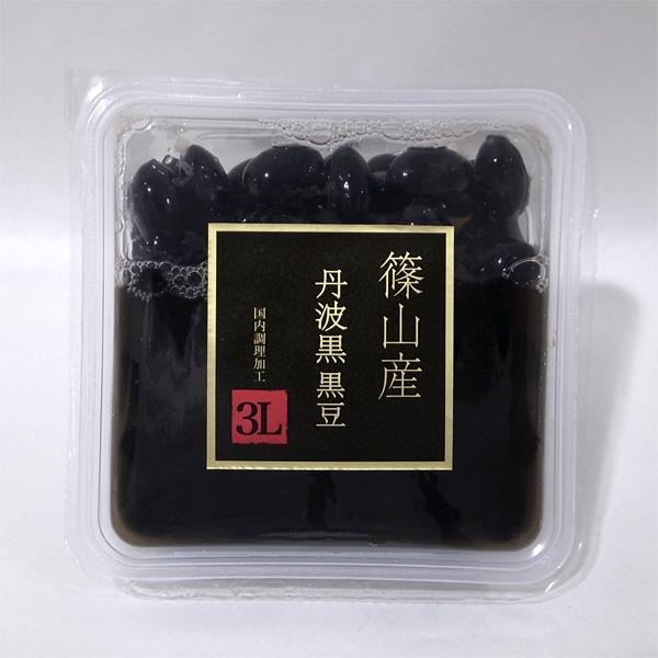 レトカップ 篠山産丹波黒黒豆 150g 3L