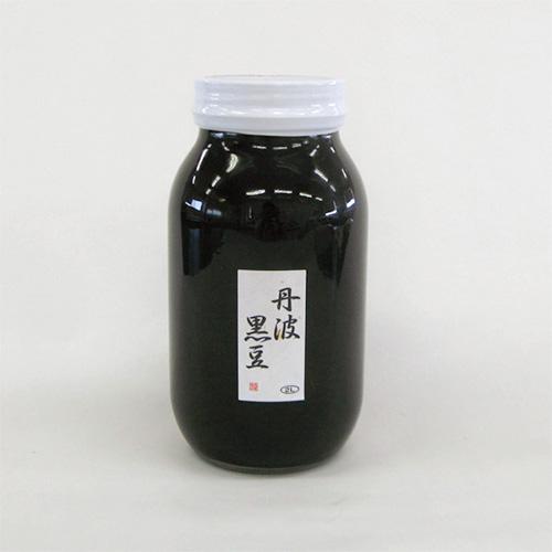 瓶 国産丹波ぶどう豆 650g 2L