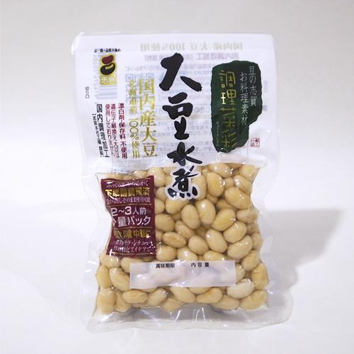 調理菜彩 大豆水煮 100g