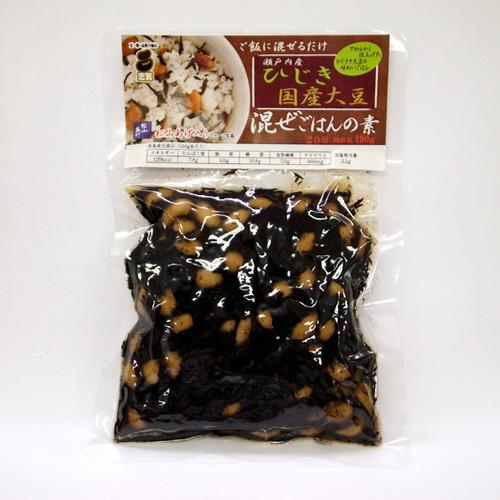 ひじきと大豆の混ぜごはんの素 2合用