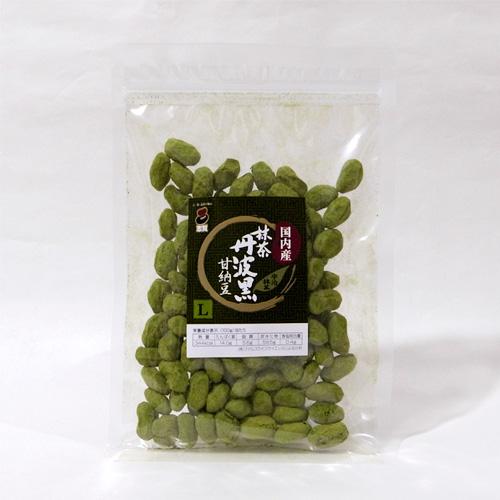 抹茶丹波黒 150g LB (志賀シール)