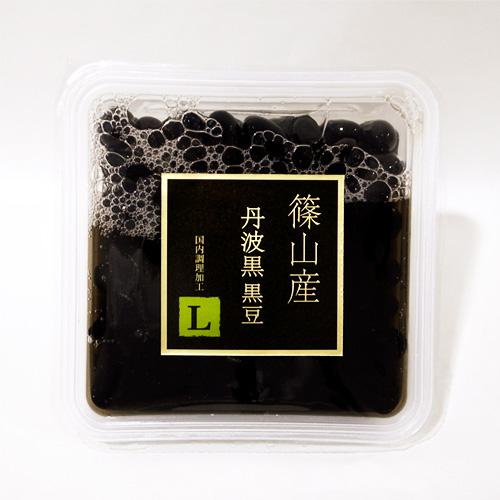 レトカップ 篠山産丹波黒黒豆 120g L