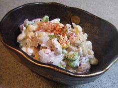 マメ豆サラダ